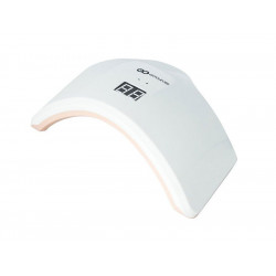 NLP24W MANICURE GOCLEVER NAIL LAMP 24W WHITE-PINK 5906736075723 GOCLEVER