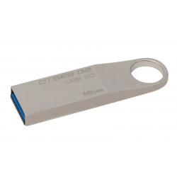 DTSE9G2/16GB PEN DRIVE 3.0 16GB SE9G2 KINGSTON SILVER 0740617237610 KINGSTON