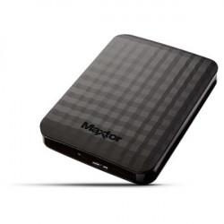 STSHX-M101TCB/GM HD EXT 2,5 1TB MAXTOR M3 USB3 RET PORTABLE BLACK RETAIL 7636490078460 MAXTOR