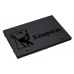 SA400S37/120G SSD 2,5 120GB SATA III A400 KINGSTON MEMORIA NAND TLC 7MM 740617261196 KINGSTON