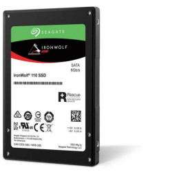 ZA240NM10011 SSD 2,5 240GB SATA3 IRONWOLF 110 NAS 560 MB/S 8719706016636 SEAGATE HARD DISK