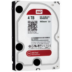 WD40EFRX HD 3,5 4TB 5400RPM 64MB SATA3 RED WD RED NAS 0718037810058 WESTERN DIGITAL