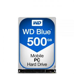 WD5000LPCX HD 2,5 500GB 5400RPM 8MB SATA3 BLUE WD BLUE SLIM 6MM 0718037810775 WESTERN DIGITAL