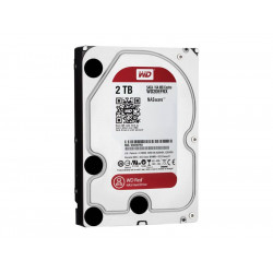 REL_WD20EFRX HD 3,5 2TB 5400RPM 64MB SATA3 RED WD RED NAS STORAGE RELOADED 9234567890250 WESTERN