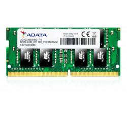 AD4S2400J4G17-S DDR4 4GB 2400 MHZ S0-DIMM ADATA CL17 1,2V 288PIN 4712366966086 ADATA