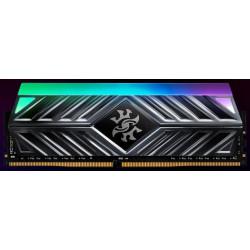 AX4U320038G16-DT41 DDR4 16GB 3200 MHZ XPG SPECTRIX D41 2X8GB CL16 RGB LED STRIP TITANIUM