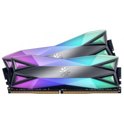 AX4U320038G16-DT60 DDR4 16GB 3200 MHZ XPG SPECTRIX D60 G 2X8GB CL16 DUAL RGB LIGHT STRIP