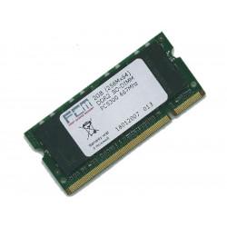 MENO147 DDR2 2GB 667MHZ SO-DIMM X APPLE VERS.BULK- PER IMACMACBOOK OLD 4250554900707 FCM MEMORY