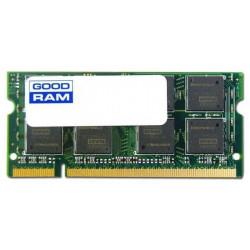 GR800S264L6/2G DDR2 2GB 800 MHZ SO-DIMM GOODRAM CL6 5908267902165 GOODRAM