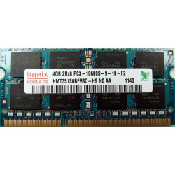MENO201 DDR3 4GB 1600MHZ SO-DIMM HYNIX-SAM LE BULK- PER IMACMACBOOK NEW 4250554901247 HINIX