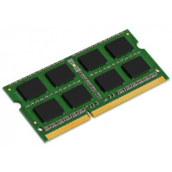 KVR16S11S8/4 DDR3 4GB 1600 MHZ SO-DIMM KINGSTON 0740617207781 KINGSTON