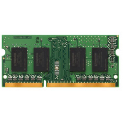 KVR13S9S8/4 DDR3 4GB 1333 MHZ SO-DIMM KINGSTON 0740617207767 KINGSTON