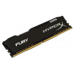 HX424C15FB2/8 DDR4 8GB 2400 MHZ HYPERX FURY BLACK CL15 KINGSTON 0740617256550 KINGSTON