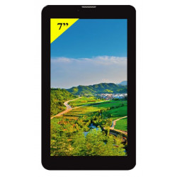 "TAB-747 TABLET MAJESTIC 7"" TAB747 3G BT IPS QC/1.3/AND7.0/1GB/8GB/VOCE BLACK 8002829809873 MAJESTIC"