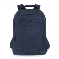"BORSA LATO BACKPACK NB 17"" BLU TUCANO"