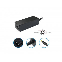 DNBP-06 ALIMENTATORE NB 65W 18,5V/3,5A COMP HP TIP INT 1,7MM EXT 4,8 MM 8054608900035 Prodotto OEM