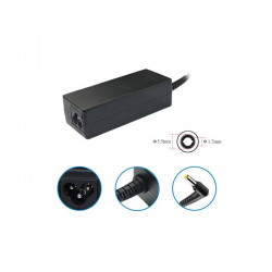 DNBP-09 ALIMENTATORE NB 65W 19V/3,42A COMP ACER TIP INT 1,7MM EXT 5,5 MM 8054608900066 Prodotto OEM