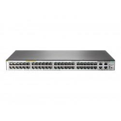 JL173A SWITCH HP ARUBA 1850 48G 4XGT POE+ 48P GIGABIT ETHERNET 0889296848837 HP ENTERPRISE