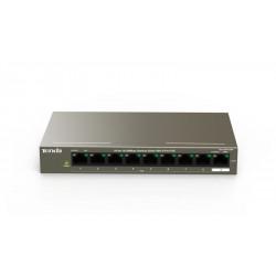 TEF1109P-8-63W SWITCH 9P 10/100 8P POE 6932849431247 TENDA