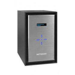 RN528X00-100NES NAS NETGEAR 8SLOT INTEL DUAL CORE 2,2GHZ 4GB DDR4 ECC 2P 10GBE 0606449117202 NETGEAR