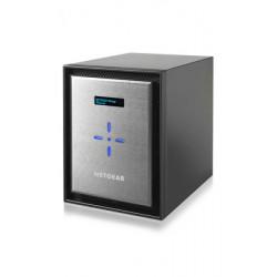 RN626XE4-100NES NAS NETGEAR 6SLOT XEON QUAD CORE 2, 4GHZ 8GB DDR4 ECC 2P10GBE 0606449115703 NETGEAR