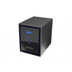 RN42600-100NES NAS NETGEAR READYNAS 426 6BAY ATOM 4GB RAM 4GIGABIT LAN 0606449121070 NETGEAR