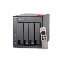 "TS-451+-2G NAS QNAP 4BAY/2,5""3,5""SATA6GBS/3GBS CEL2.0 2GBDDR3 2XGBE 4712511127713 QNAP"