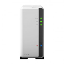 "DS119J NAS SYNOLOGY DS119J 1HD 3.5""/2.5"" 800MHZ RAM 256MB 1P GIGA 2P USB 4711174723003 SYNOLOGY"