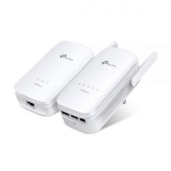 TL-WPA8630 KIT POWERLINE AV1200 KIT 1200 MBPS 2PZ 3P FAST ETHER TL-PA8010P+TL-WPA8630 6935364081393