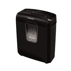 4686601 DISTRUGGI DOCUMENTI FELLOWES POWERSHRED 6C A FRAMMENTAZIONE 043859724598 FELLOWES