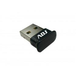 100-00006 BLUETOOTH DONGLE MINI USB 4.0 BK AUDIO(60M) DATA(100M) ADJ 4213656214103 ADJ