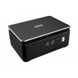 """CUBI 3 SLNT S-026BEU PC MSI CUBI3 SILENT I5 NOHD/RAM 7200U M.2 2,5"""" 4U3 DP HDMI FDOS 4719072567095"""