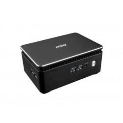 """CUBI 3 SLNT S-031BEU PC MSI CUBI3 SILENT I7 NOHD/RAM 7500U M.2+2,5"""" 4U3 DP HDMI FDOS 4719072585198"""