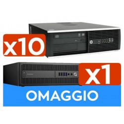 BUNDLE REF 2 OMAGGIO 10PZ REF-HP0065+REF-HP0109 OMAGGIO  PC RESET