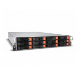 REF-TK.R5400.020 SERVER REF GATEWAY GR180F1 E5506 RACK 2X2GB NO HDD 10/100/1000 4717276267278 PC