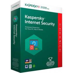 KL1939T5EFS-9SLIM INT.SEC. 5U 1Y 2019 KASPERSKY 5060527441736 KASPERSKY