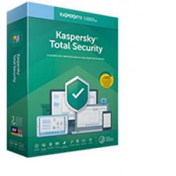 KL1949T5BFS TOTAL SECURITY 2USER 1Y 2019 KASPERSKY 5060527447776 KASPERSKY
