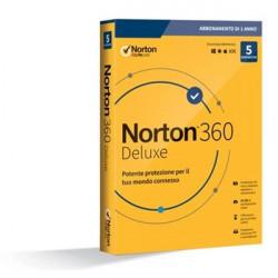 21397535 INT.SEC. 5DEV 1Y 2020 50GB NORTON 360 DELUXE 5397039102252 SYMANTEC