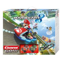 20062362 PISTA GO!!! MARIO KART 8 4,9 METRI CARRERA 4007486623620 CARRERA
