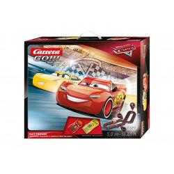 20062419 PISTA GO!!! CARS 3 FAST 5,0 METRI FAST FRIENDS CARRERA 4007486624191 CARRERA