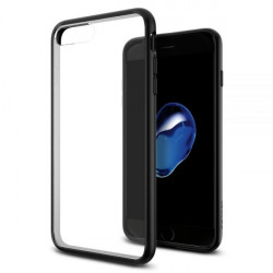 CUSTODIA IPHONE 7 PLUS UHYBRID NERO