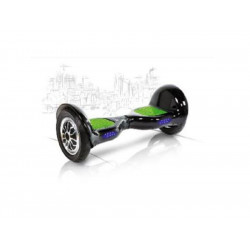 GCBP10BG HOVERBOARD GOCLEVER CITY BOARD S10 WITH GREEN PEDAL 5906736075877 GOCLEVER