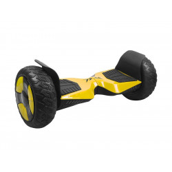 CBS10SEY HOVERBOARD CITY BOARD SUV 10 SPORT YELLOW 596736075334 GOCLEVER