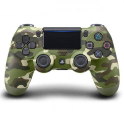 9894858 DUALSHOCK 4 GREEN CAMUFLAGE V2 CONTROLLER PAD PS4 0711719894858 SONY
