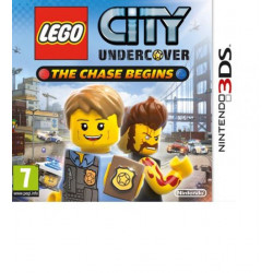 2233749 3DS LEGO CITY UNDERCOVER: THE CHASE BEGINS SELECT X NINTENDO 2DSXL/3DS 0045496472733
