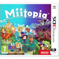 2236649 3DS MIITOPIA X NINTENDO 2DSXL/3DS 0045496475383 NINTENDO