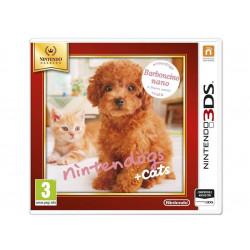 2230749 3DS NINTENDOGS+CATS: BARBONCINO SELECT 045496528690 NINTENDO