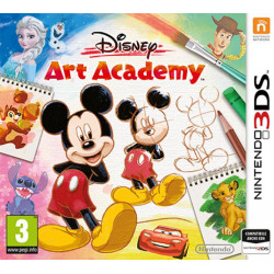 2234149 3DS 3DS DISNEY ART ACADEMY 2DSXL /3DS 045496473143 NINTENDO