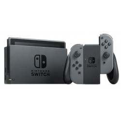 2500066 NINTENDO SWITCH + JOY-CON GRIGI 0045496452315 NINTENDO