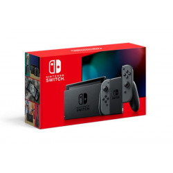 10002199 NINTENDO SWITCH + JOY-CON GRIGI 1.1 NEW MODEL 10002199 NINTENDO